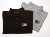 5.11 Professional Polo with Embroidered Subdued Flag