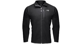 Under Armour Men's ColdGear Derecho Fleece Jacket