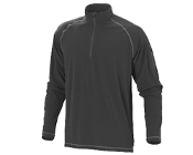 ExOfficio Migrator 1/4 Zip Black